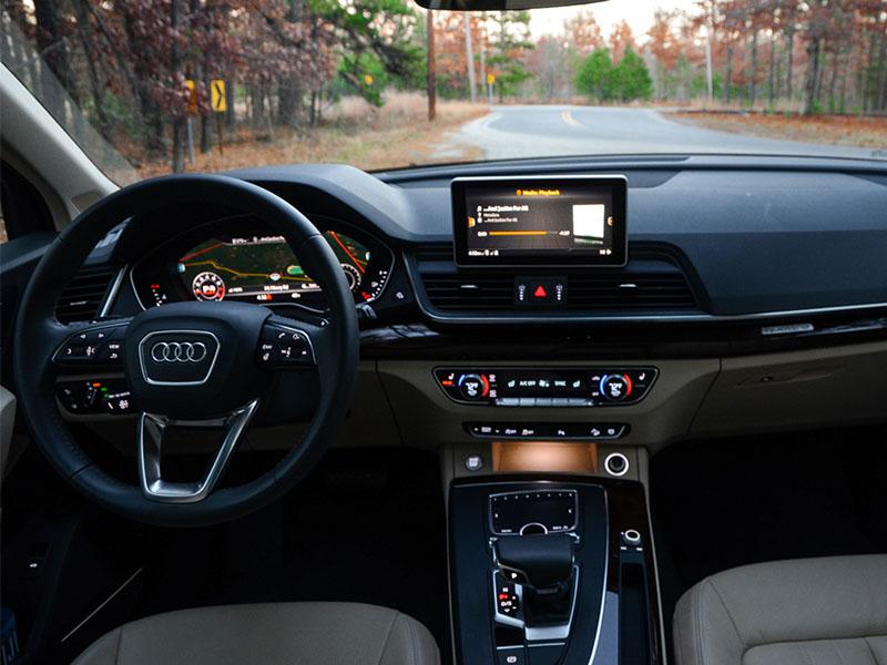 Autoradio Audi