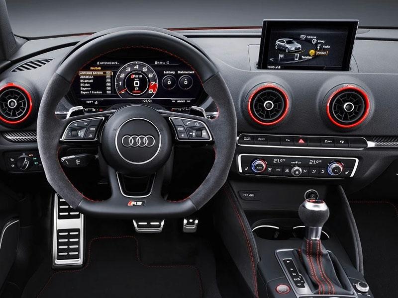 Autoradio Audi A3