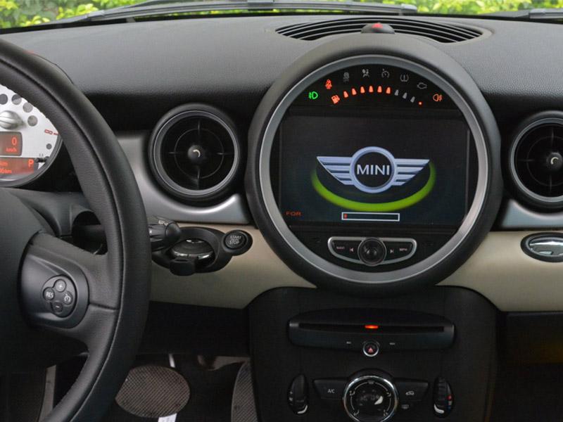 GPS MINI Cooper