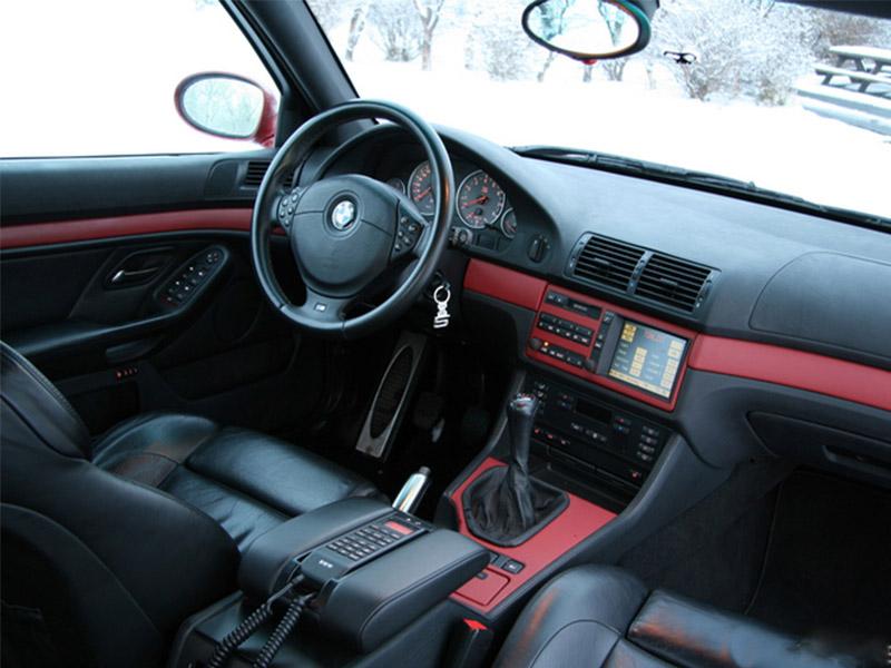 Autoradio BMW E39