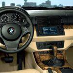 Autoradio BMW X5 E53