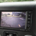 Autoradio avec caméra de recul sans fil