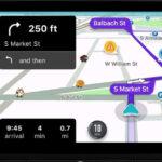 Autoradio combiné GPS