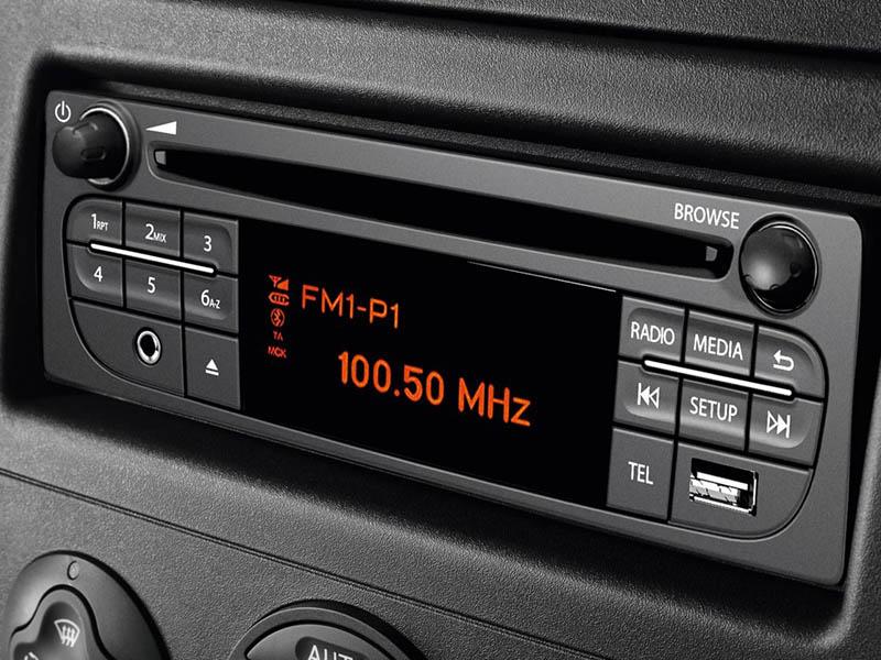 Code autoradio Renault Master