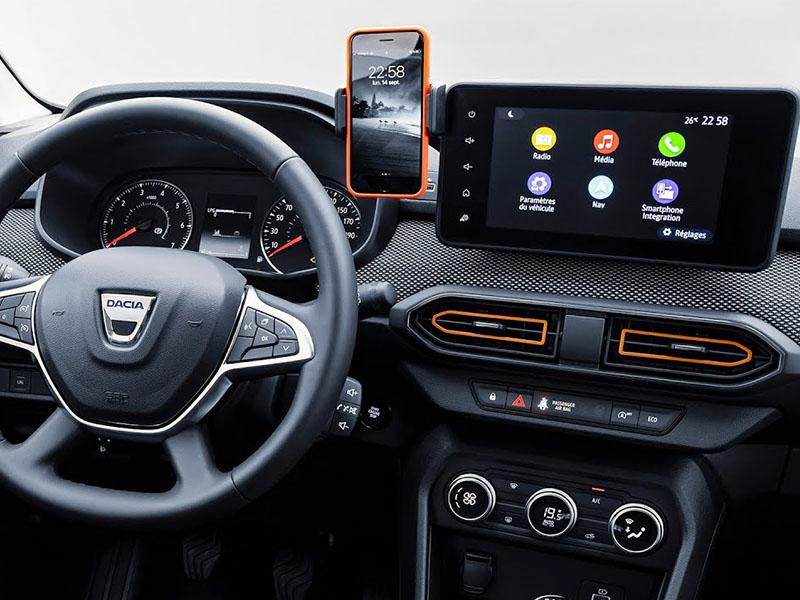 GPS Dacia