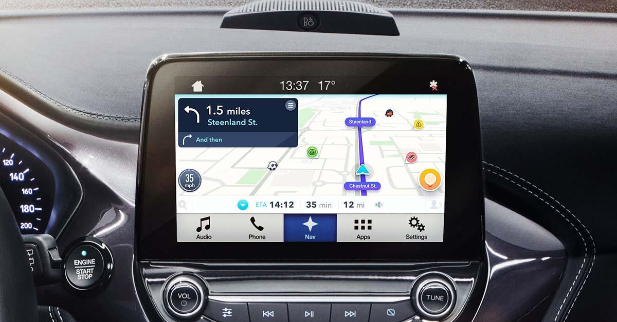 GPS pour votre voiture