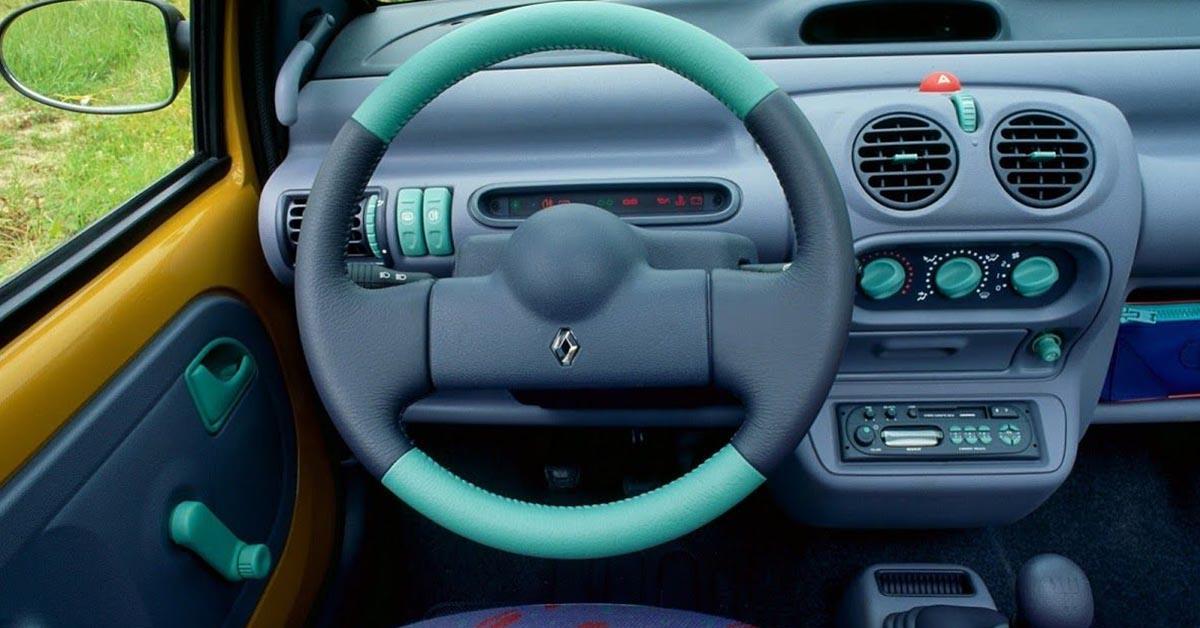 code autoradio Twingo