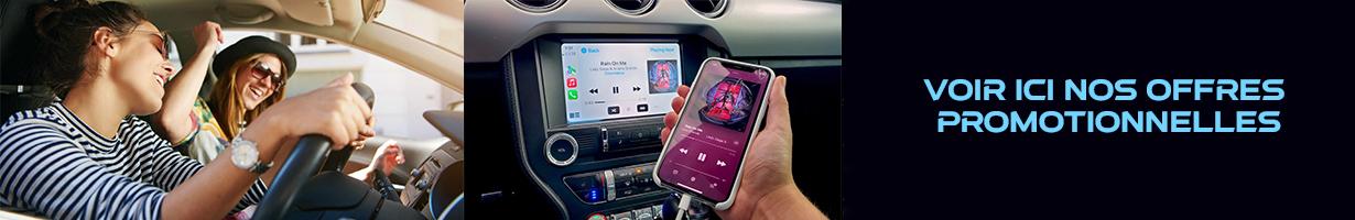 musique en voiture